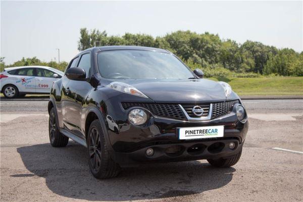 (2012) Nissan Juke Acenta Premium Dci