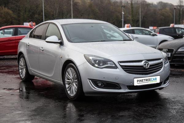 (2016) Vauxhall Insignia 1.6 CDTi ecoFLEX Design Nav 5dr [Start Stop]