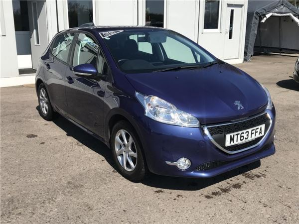 (2013) Peugeot 208 Active 1.4HDI 5dr