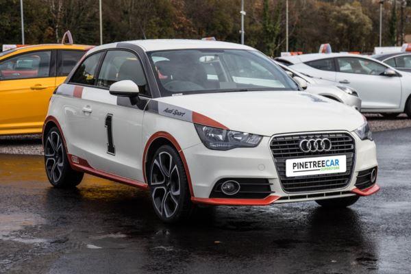 (2012) Audi A1 1.4 TFSI Competition Line 3dr