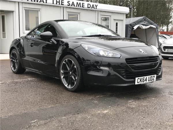 (2014) Peugeot Rcz Red Carbon 2.0HDi