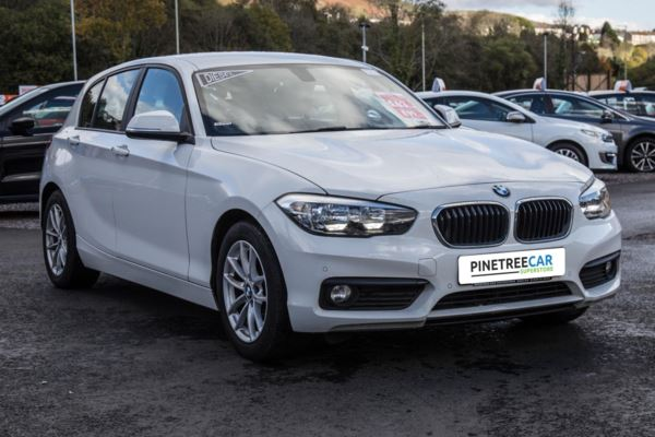 (2015) BMW 1 Series 116d EfficientDynamics Plus 5dr