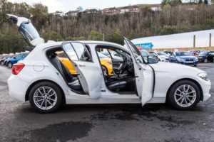 BMW 1 Series 116d EfficientDynamics Plus 5dr