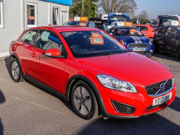 (2012) Volvo C30 DRIVe [115] ES 3dr