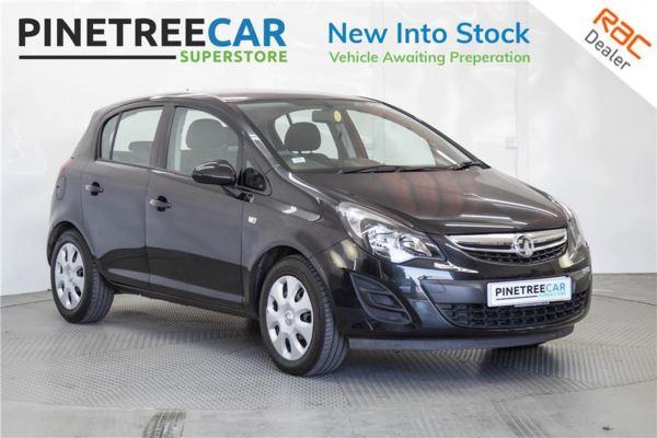 (2014) Vauxhall Corsa Design Ac Cdti Ecof