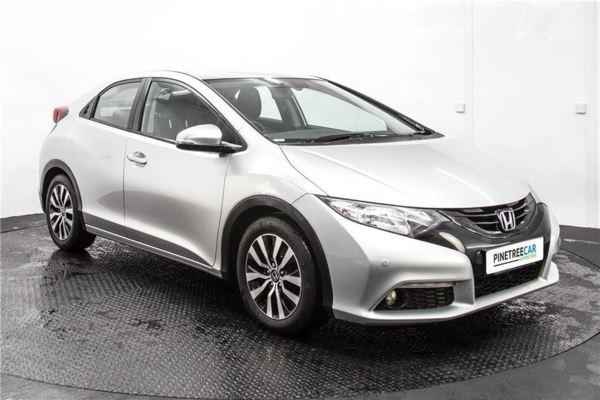 (2014) Honda Civic I-DTec SE+T 1.6d 5dr