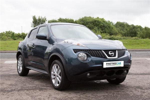 (2013) Nissan Juke Acenta Sport Dci