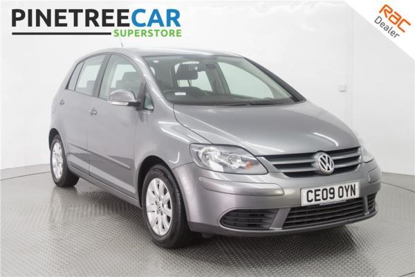 (2009) Volkswagen Golf Plus 1.9 Luna TDI PD 90 5dr