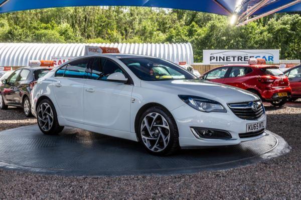 (2015) Vauxhall Insignia 1.6 CDTi SRi Vx-line Nav 5dr [Start Stop]