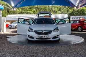 Vauxhall Insignia 1.6 CDTi SRi Vx-line Nav 5dr [Start Stop]