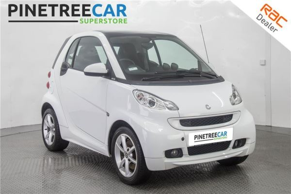 (2011) smart fortwo coupe Pulse mhd 2dr Softouch Auto [2010] Zero TAX!