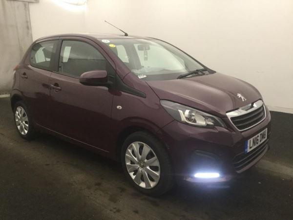 (2016) Peugeot 108 1.0 Active 5dr
