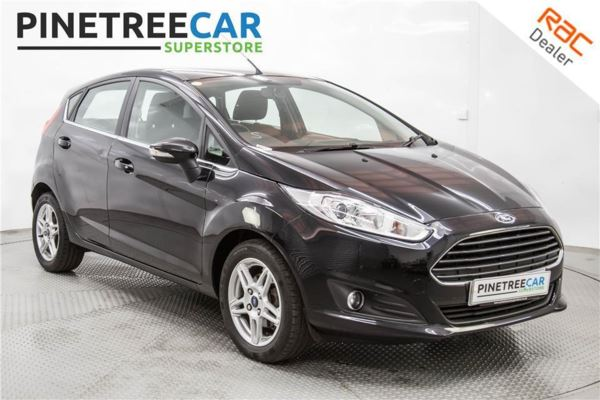 (2013) Ford Fiesta Zetec