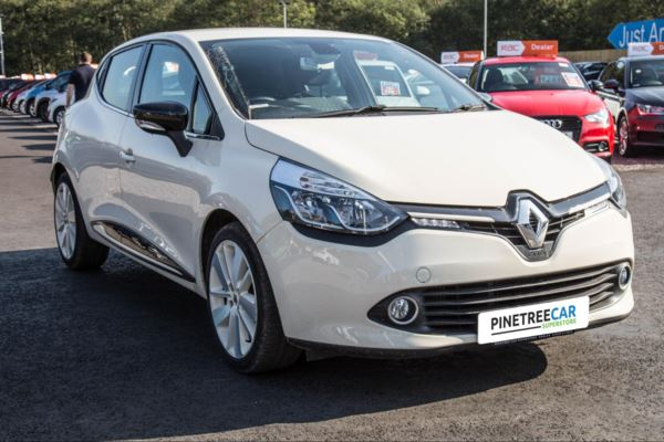 (2015) Renault Clio 0.9 TCE 90 Dynamique S MediaNav Energy 5dr