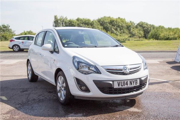 (2014) Vauxhall Corsa Excite Ac Cdti Ecof