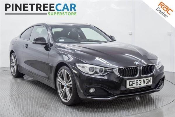 (2014) BMW 4 Series 420d xDrive Sport 2dr Auto