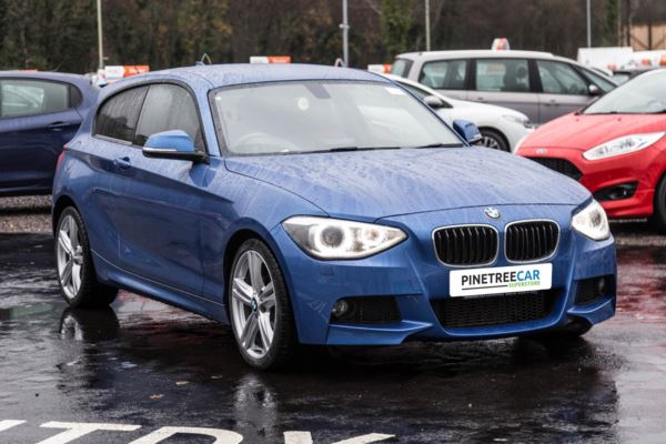 (2013) BMW 1 Series 120d M Sport 3dr