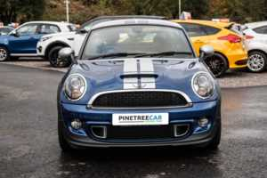 MINI Coupe 2.0 Cooper S D 3dr
