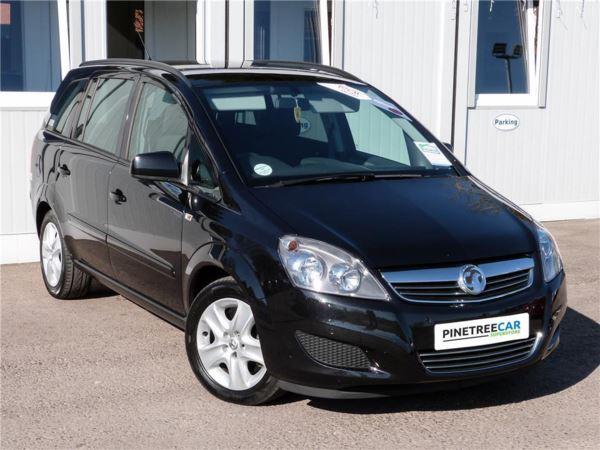 (2014) Vauxhall Zafira Exclusiv Cdti Eflx