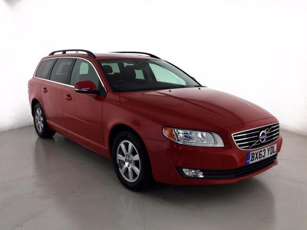 2013 (63) Volvo V70 D4 [163] Business Edition 5dr 5 Door Estate