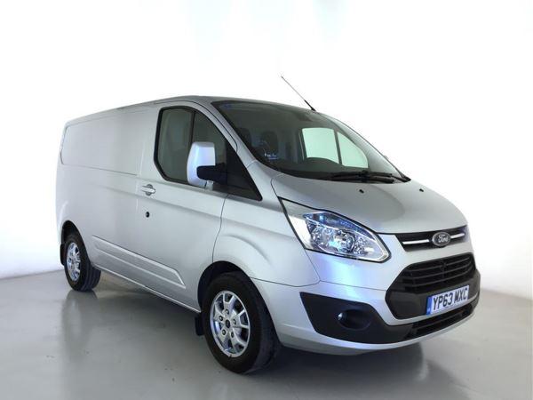 2013 (63) Ford Transit Custom 2.2 TDCi 290 L1H1 Limited 3dr SWB Door Panel Van