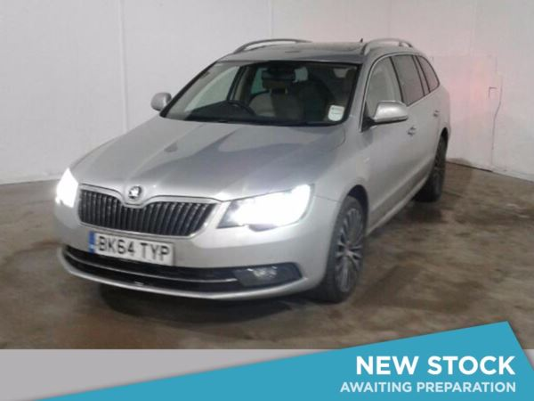 2014 (64) Skoda Superb 2.0 TDI CR 170 Laurin + Klement 4X4 DSG Auto 5 Door Estate