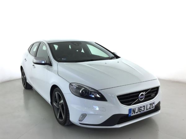 2013 (63) Volvo V40 D2 R DESIGN Lux 5dr 5 Door Hatchback
