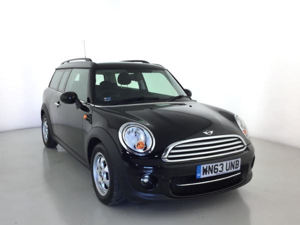 2013 (63) MINI Clubman 1.6 Cooper D 5dr 5 Door Estate