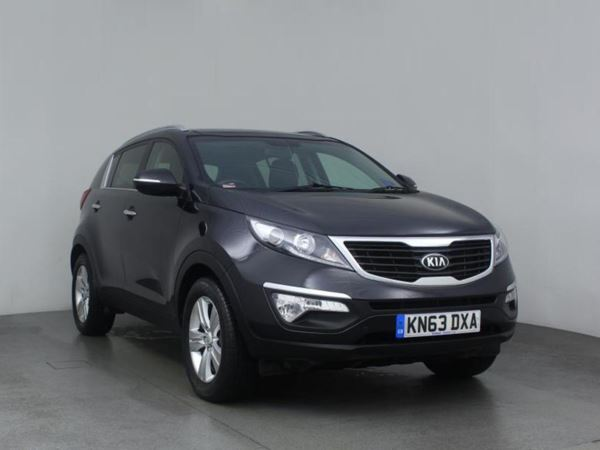 2013 (63) Kia Sportage 1.7 CRDi ISG 2 5dr 5 Door Estate