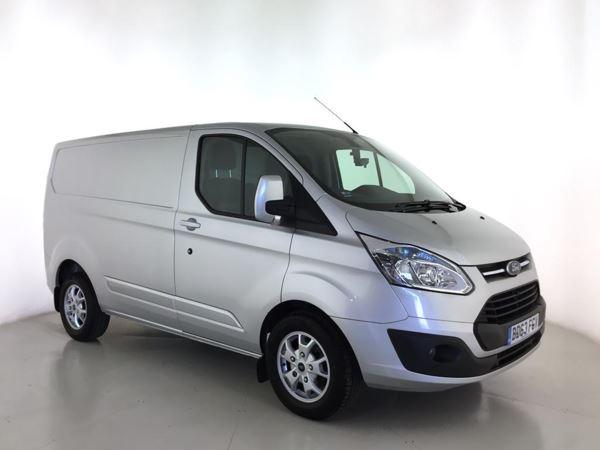 2013 (63) Ford Transit Custom 2.2 TDCi 125ps Low Roof 290 L1 FWD Limited Van Door Panel Van