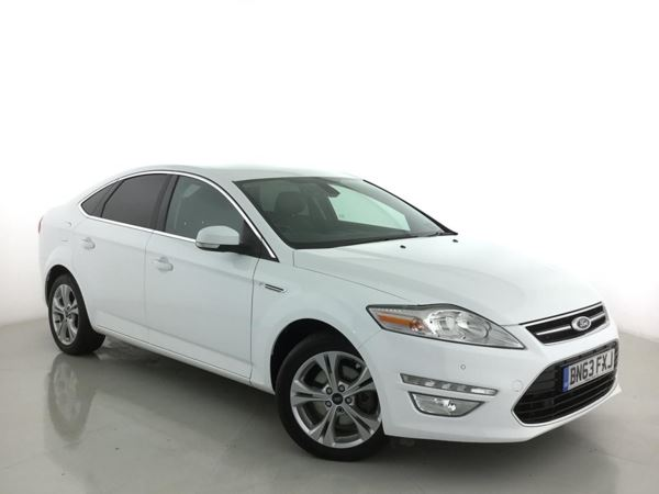 2013 (63) Ford Mondeo 2.0 TDCi 163 Titanium X Business Ed 5dr Powershift 5 Door Hatchback