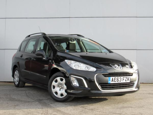 2013 (63) Peugeot 308 1.6 HDi 92 Access 5 Door Estate