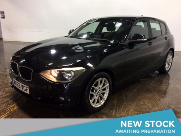 2013 (63) BMW 1 Series 116d EfficientDynamics 5dr 5 Door Hatchback