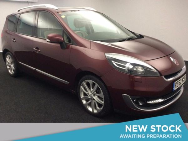2012 (62) Renault Grand Scenic 1.6 dCi Dynamique TomTom Energy 5dr - MPV 7 SEATS 5 Door MPV