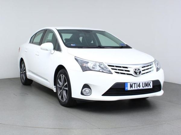 2014 (14) Toyota Avensis 2.0 D-4D Icon Business Edition 4 Door Saloon