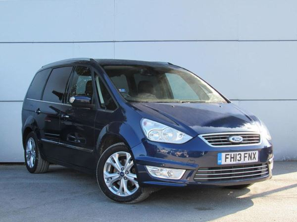 2013 (13) Ford Galaxy 2.0 TDCi 140 Titanium Powershift Auto- MPV 7 Seats -Bluetooth- £1445 Extras 5 Door MPV