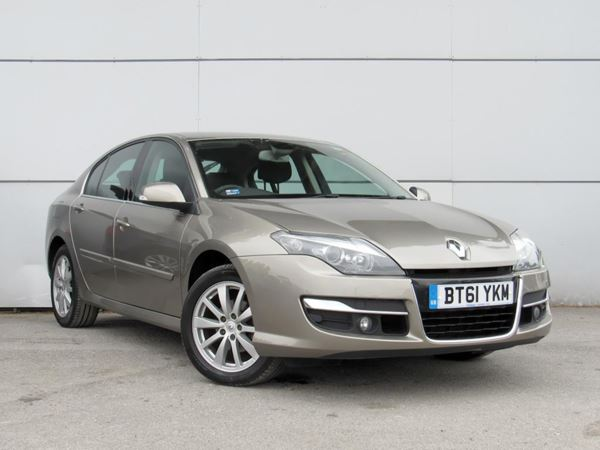 2012 (61) Renault Laguna 1.5 dCi Dynamique TomTom - Sat Nav - Bluetooth - £20 Tax - 1 Owner - Cruise 5 Door Hatchback