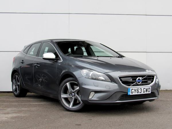 2013 (63) Volvo V40 D3 R DESIGN Lux 5dr 5 Door Hatchback