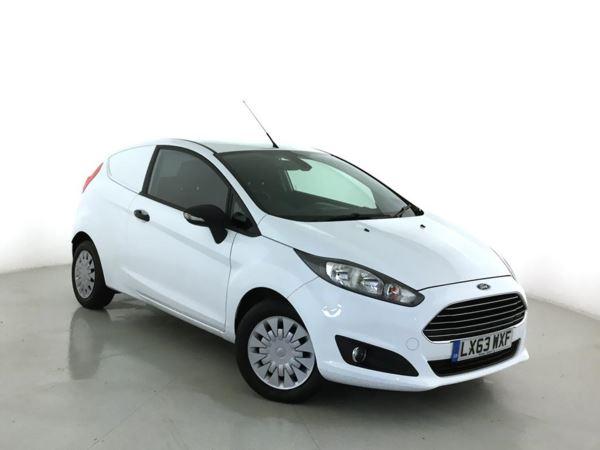 2013 (63) Ford Fiesta FIESTA VAN ECONETIC TECH TDCI Door Car Derived Van