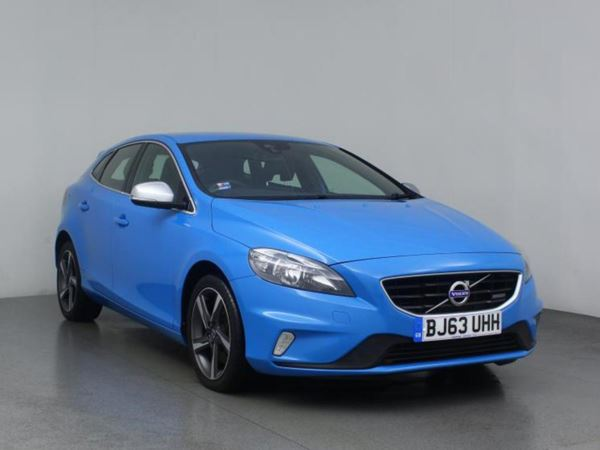 2013 (63) Volvo V40 D3 R DESIGN 5dr 5 Door Hatchback