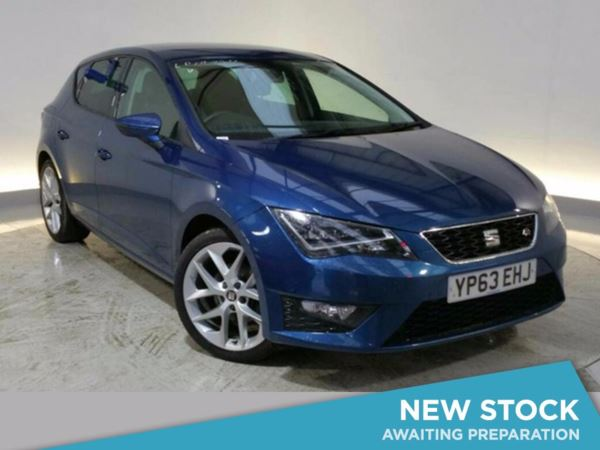 2013 (63) SEAT Leon 2.0 TDI FR 5dr [Technology Pack] 5 Door Hatchback