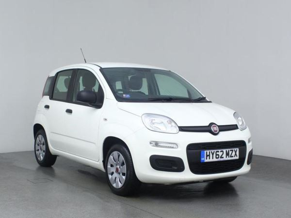 2012 (62) Fiat Panda 1.2 Pop 5dr 5 Door Hatchback