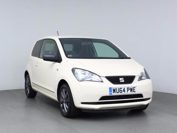 2014 (64) SEAT Mii 1.0 75 Mii by Mango 3 Door Hatchback