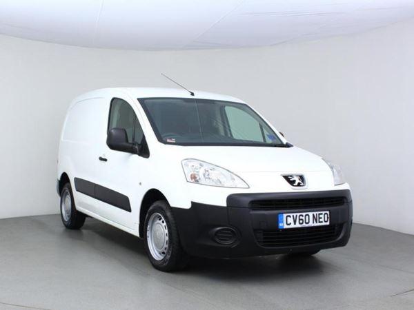 2010 (60) Peugeot Partner 850 S 1.6 HDi 90 Van Door