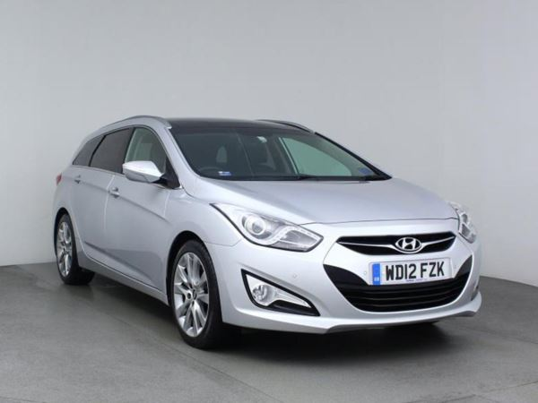 2012 (12) Hyundai I40 1.7 CRDi [136] Premium 5dr 5 Door Estate