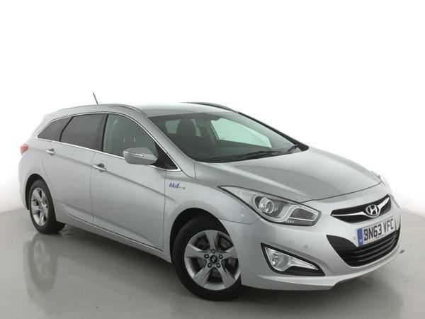 2013 (63) Hyundai i40 1.7 CRDi [136] Blue Drive Style 5dr 5 Door Estate