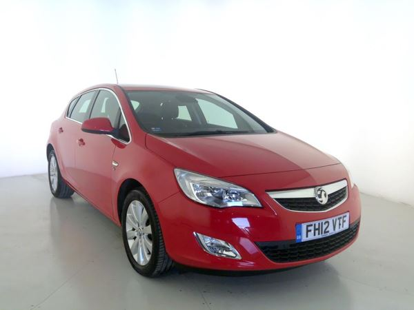 2012 (12) Vauxhall Astra 2.0 CDTi 16V ecoFLEX Elite - £615 Of Extras - Leather - Bluetooth - £30 Tax 5 Door Hatchback
