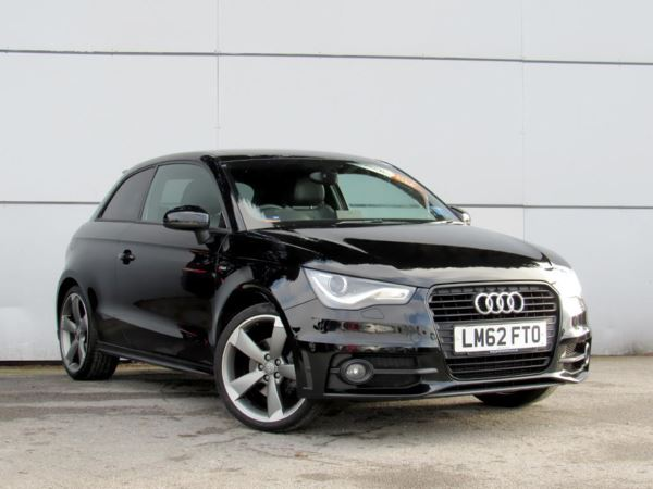 2012 (62) Audi A1 2.0 TDI Black Edition 3 Door Hatchback