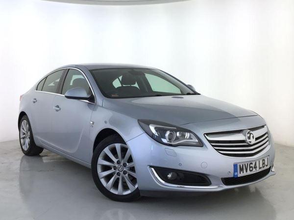 2014 (64) Vauxhall Insignia 2.0 CDTi [140] ecoFLEX Elite Nav [Start Stop] - Bluetooth - Zero Tax 5 Door Hatchback