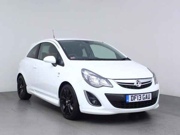 2013 (13) Vauxhall Corsa 1.7 CDTi ecoFLEX SRi [AC] - £895 Of Extras - £30 Tax - 1 Owner - Bluetooth 3 Door Hatchback